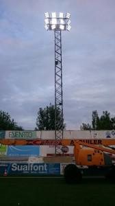 2 Sustitució Iluminació Camp Murta Xàtiva